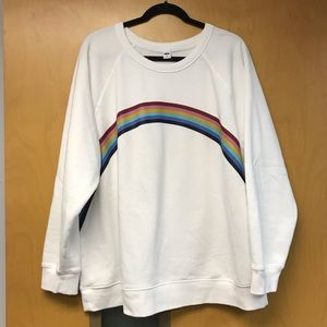 Rainbow Pullover 🌈 from OLD NAVY